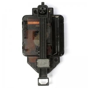 """Sieninio laikrodžio mechanizmas """"Gegutė"""" (15 mm ašis)"""
