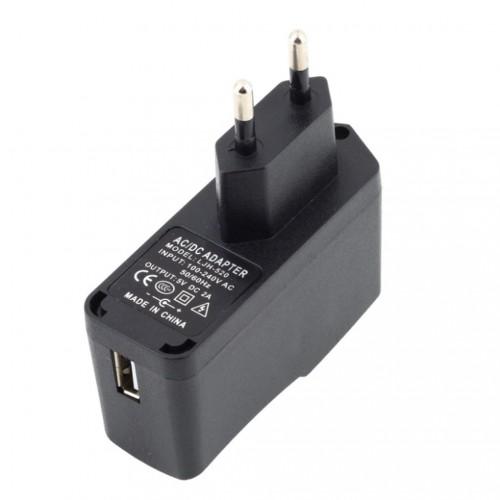 "Universalus USB pakrovėjas ""Premium"" (5V 2A)"