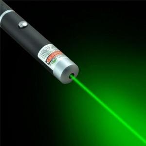 """Lazerinė rodyklė - tušinukas """"Super Light"""" (5 mw)"""