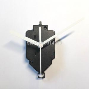 """Sieninio laikrodžio mechanizmas """"Baltai neaštru"""" (22mm ašis)"""