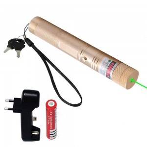 """Lazerinė rodyklė """"Cool Light 10"""" (5 mw, 532 nm)"""