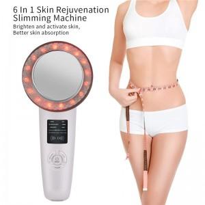 """Ultragarsinis vibruojantis kūno masažuoklis """"Luxury Beauty Slimming 4"""""""