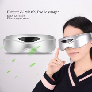 """Elektroninis akių masažuoklis """"Luxury Beauty Relax Pro"""""""