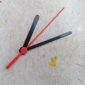 """Sieninio laikrodžio rodyklės """"Neaštru su raudona strėle"""" (50 vnt.)"""