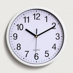 """Sieninis laikrodis """"Tobulumas 18"""" (25 x 25 cm, tylaus veikimo)"""