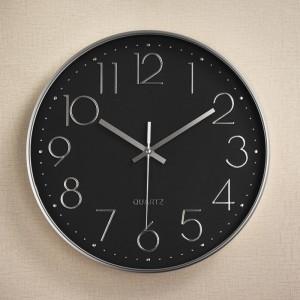 """Sieninis laikrodis """"Stiliaus klasika 8"""" (30 cm)"""