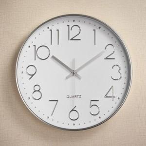 """Sieninis laikrodis """"Modernioji klasika"""" (30 cm)"""