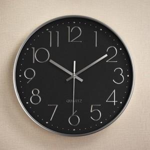 """Sieninis laikrodis """"Modernioji klasika 4"""" (30 cm)"""