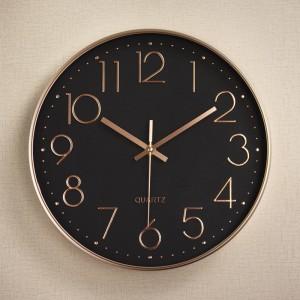 """Sieninis laikrodis """"Modernioji klasika 5"""" (30 cm)"""