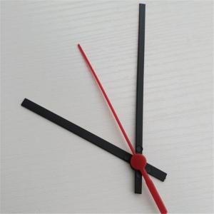 """Sieninio laikrodžio rodyklės """"Klasika su raudona strėle"""" (50 vnt.)"""