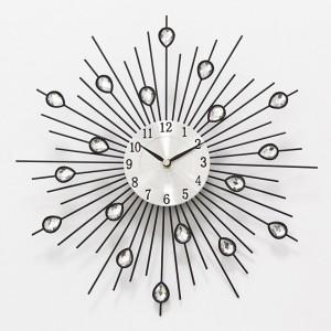 """Sieninis laikrodis """"Stiliaus elegancija 6"""" (30 cm)"""