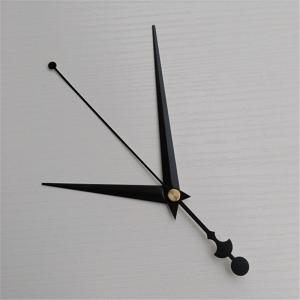 """Sieninio laikrodžio rodyklės """"Juodoji alebarda 2"""" (50 vnt.)"""
