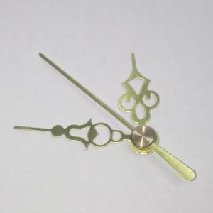 """Sieninio laikrodžio rodyklės """"Auksinis raktelis ir rožė"""" (50 vnt.)"""