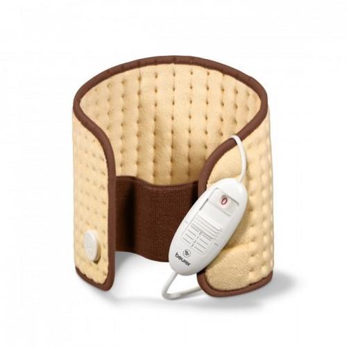 """Elektroninis šildantis nugaros ir pilvo šildytuvas """"Beurer Pro Deluxe"""" (poilsiui ir atsipalaidavimui)"""