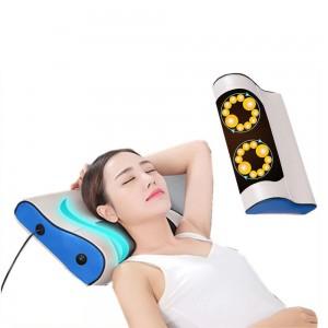 "Masažinė pagalvė ""Pro Shiatsu Vibration Deluxe"""