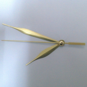"""Sieninio laikrodžio rodyklės """"Auksiniai kardai"""" (20 vnt.)"""