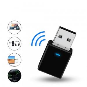 "Bluetooth 5 siųstuvas imtuvas ""Perfect Sound 10"" (Wireless USB AUX Bluetooth)"