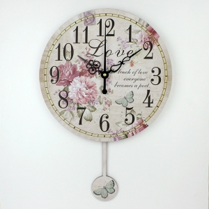 Sieninis laikrodis 7
