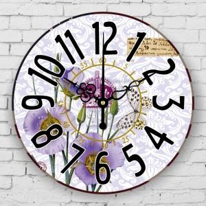 Sieninis laikrodis 18