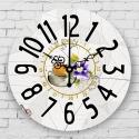 Sieninis laikrodis 20