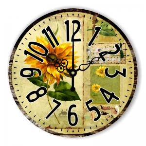 """Sieninis laikrodis """"Šilti prisiminimai"""""""