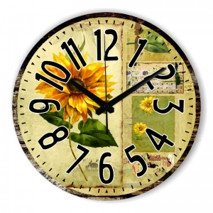"""Sieninis laikrodis """"Šilti prisiminimai 2"""""""