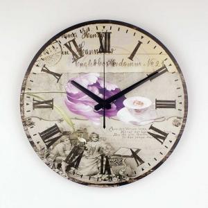 """Sieninis laikrodis """"Senovės romantika 2"""""""