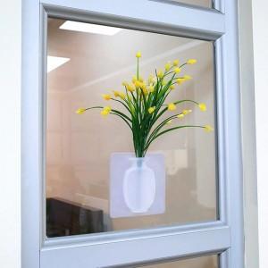 """Gėlių vaza lipdukas """"Progresas 2"""""""