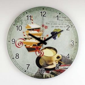 """Sieninis laikrodis """"Myliu, noriu skanėstų ir į UK 2"""""""