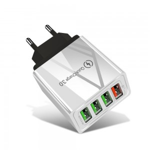 """Universalus USB pakrovėjas """"SuperSpeed Deluxe 8"""" (5V 3.1A, 220V)"""
