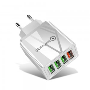 """Universalus USB pakrovėjas """"SuperSpeed Deluxe 9"""" (5V 3.1A, 220V)"""
