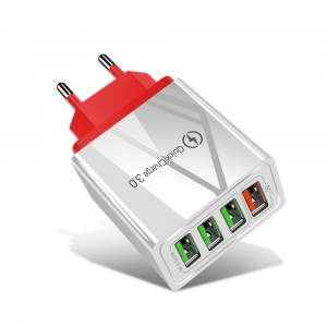 """Universalus USB pakrovėjas """"SuperSpeed Deluxe 10"""" (5V 3.1A, 220V)"""
