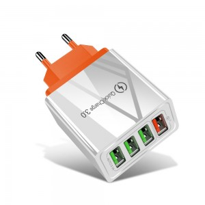 """Universalus USB pakrovėjas """"SuperSpeed Deluxe 12"""" (5V 3.1A, 220V)"""