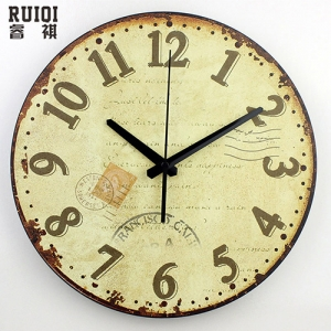 """Sieninis laikrodis """"Laiko ženklai 3"""""""