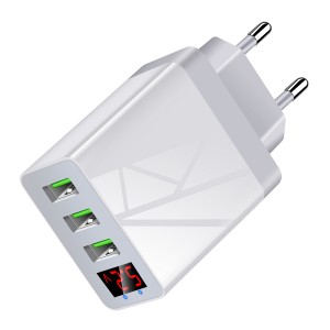 """Universalus USB pakrovėjas """"ProCharger Deluxe 2"""" (5V 3.0A, 220V)"""