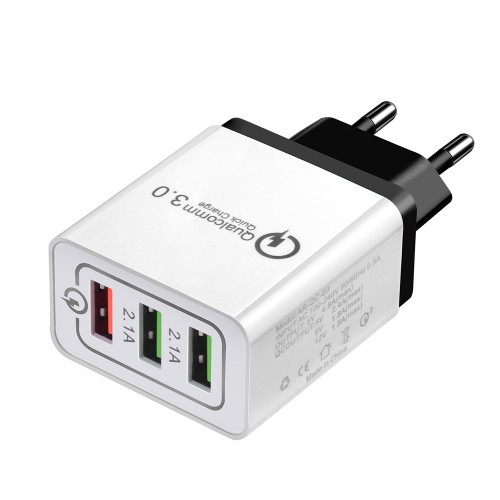"""Universalus USB pakrovėjas """"SuperSpeed Deluxe 14"""" (5V 3A, 220V)"""