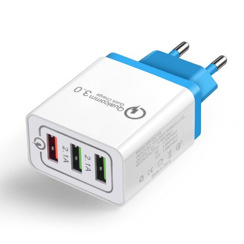 """Universalus USB pakrovėjas """"SuperSpeed Deluxe 16"""" (5V 3A, 220V)"""