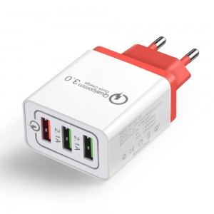 "Universalus USB pakrovėjas ""SuperSpeed Deluxe 19"" (5V 3A, 220V)"