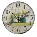 """Sieninis laikrodis """"Nuostabus žalumynų pasaulis 2"""""""