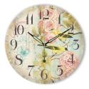 """Sieninis laikrodis """"Rožytės ir paukščiukai 3"""""""