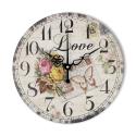"""Sieninis laikrodis """"Meilė 3"""""""