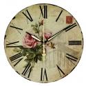 """Sieninis laikrodis """"Nuostabi rožė 2"""""""