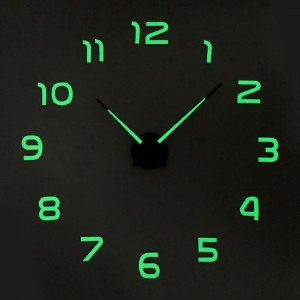 """Sieninis laikrodis """"Tebūnie šviesa 5"""" (50 cm)"""