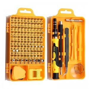 """Įrankių rinkinys """"Professional Repair Deluxe"""" (mobiliems telefonams, PC)"""