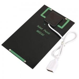 "Saulės modulis ""Solar Power USB"" (5 V 5 W)"