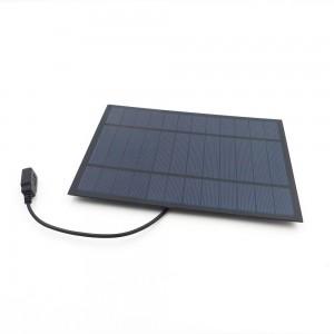 """Saulės modulis """"Solar Power USB"""" (6 V 1000 mA 6 W)"""