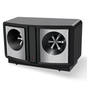 "Ultragarsinis kenkėjų baidytuvas ""Dual Speaker Deluxe"" (9V)"