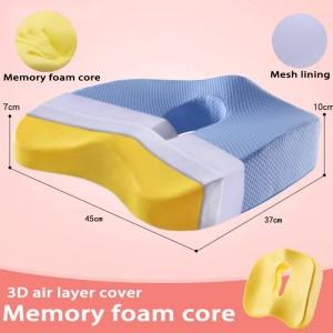 "Ortopedinė pagalvė ""Memory Foam Standart 4"""