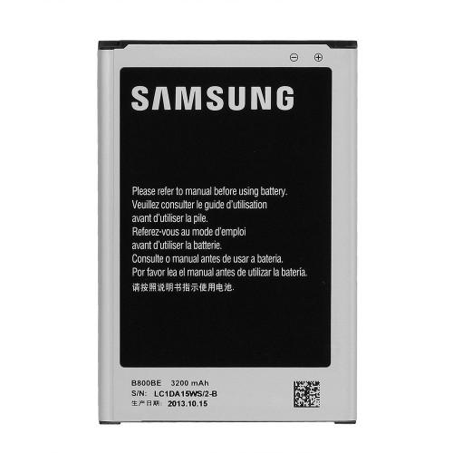 Originali Samsung Galaxy NOTE 3 baterija, 3200 mAh, B800BC
