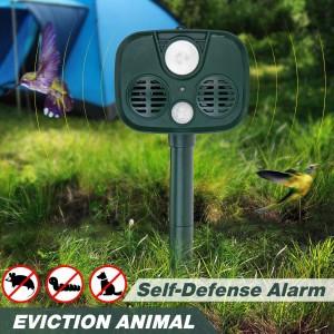 """Ultragarsinis gyvūnų ir paukščių baidytuvas """"Solar Power Defence"""""""
